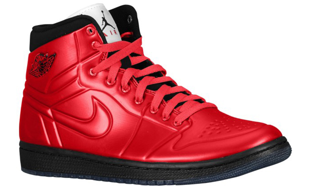 wholesale dealer 81a06 bebd4 Air Jordan 1 Anodized Varsity Red Black-White 414823-601