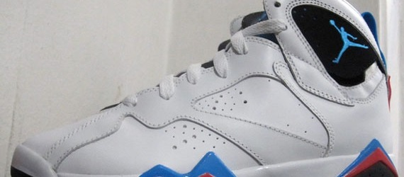 premium selection e2944 c4b90 Earlier this year, we gave a you a look at the upcoming Air Jordan 7  Orion  Blue , and the majority of you took a liking to this new colorway of MJ s  ...